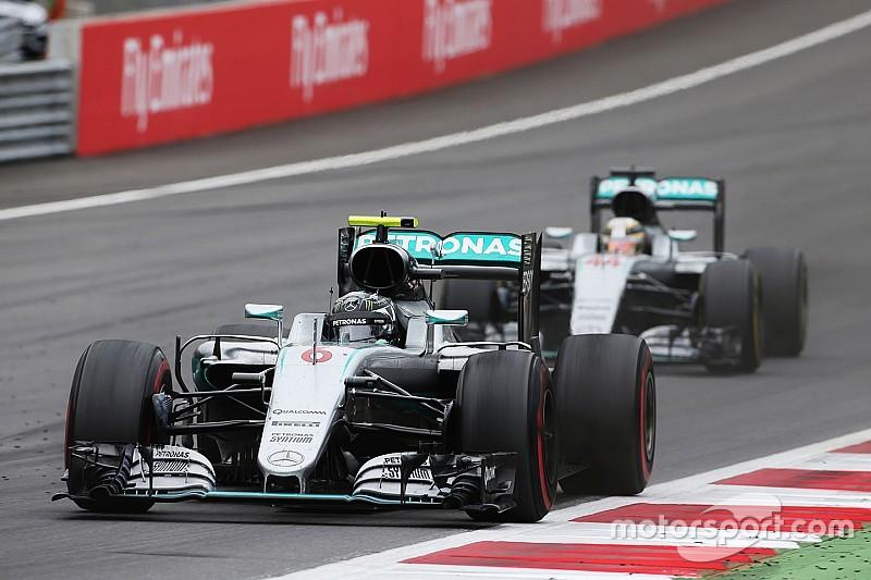Mercedes-Chef Toto Wolff: Kontroverse Unfälle zwischen Hamilton und Rosberg möglich
