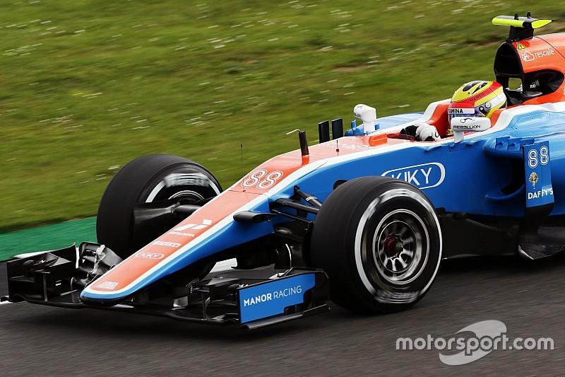 Haryanto espera ser confirmado con Manor tras Hungría