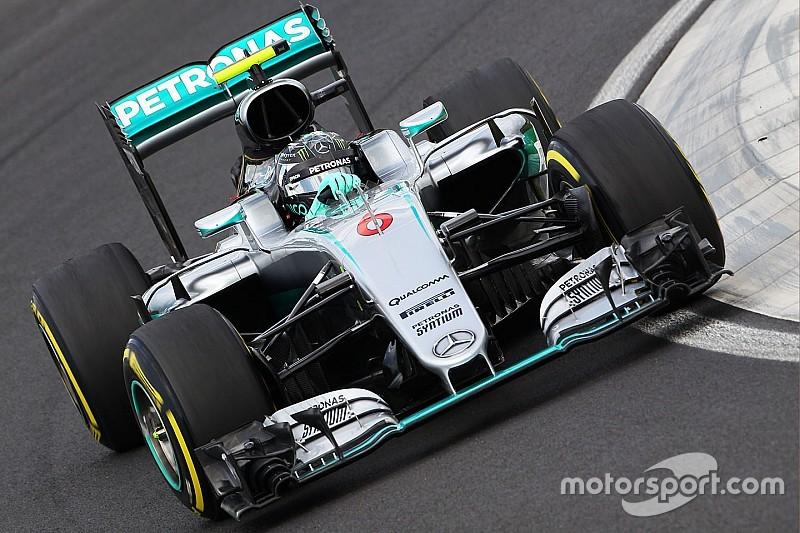 """Rosberg: """"Il nuovo asfalto sembra molto adatto a noi"""""""
