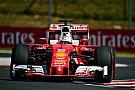 Феттель уверен в способности Ferrari опередить Red Bull