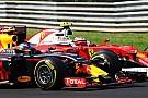 Verstappen defiende su táctica ante Räikkönen