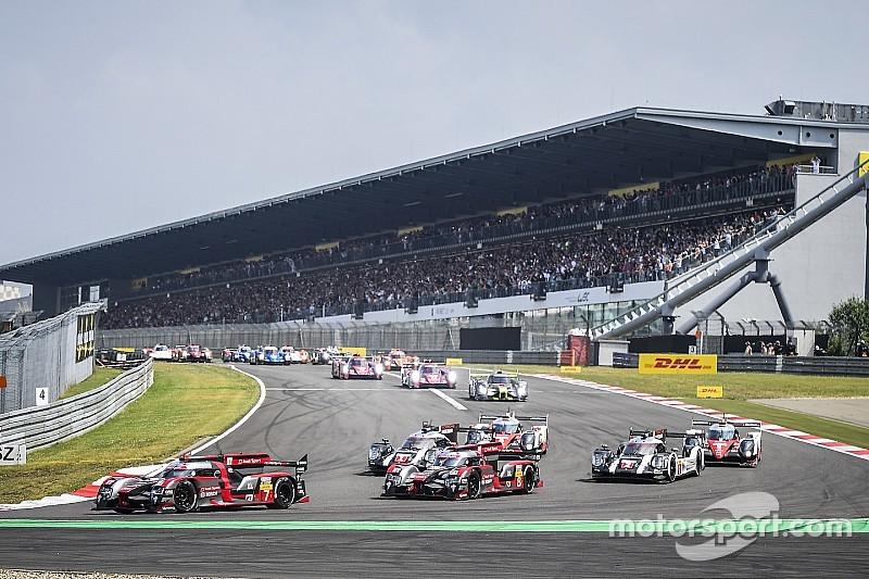 Langstrecken-WM (WEC) kehrt 2017 an den Nürburgring zurück