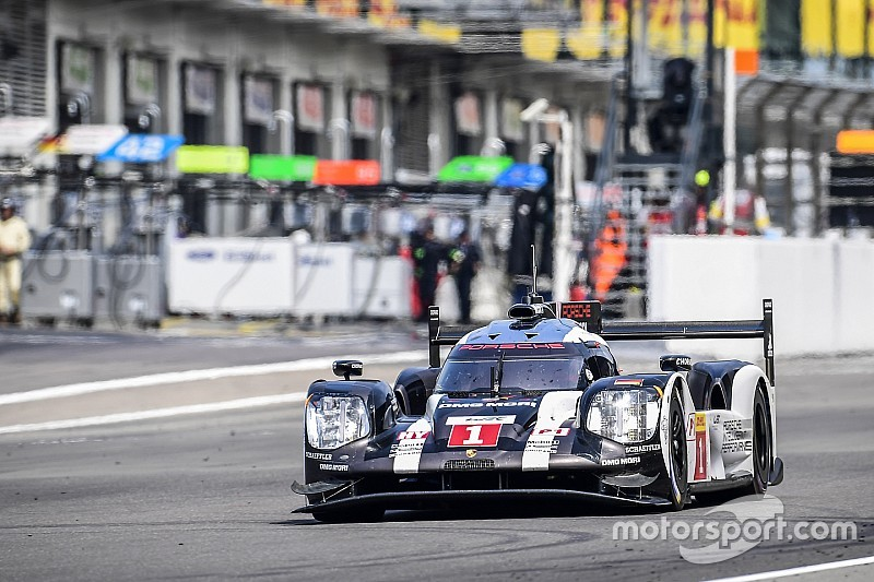Porsche vence en las 6 horas de Nurburgring