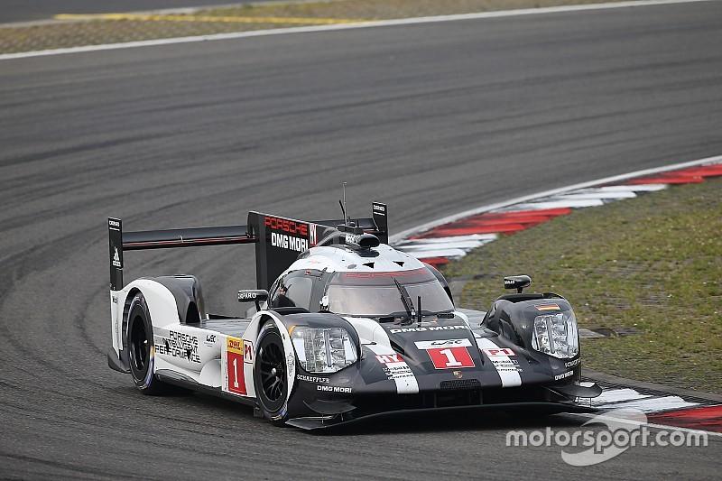 WEC Нюрбургринг: Porsche найшвидший у відкладеної третій практиці