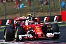 GP d'Ungheria: a Raikkonen il giro più veloce di mezzo secondo!