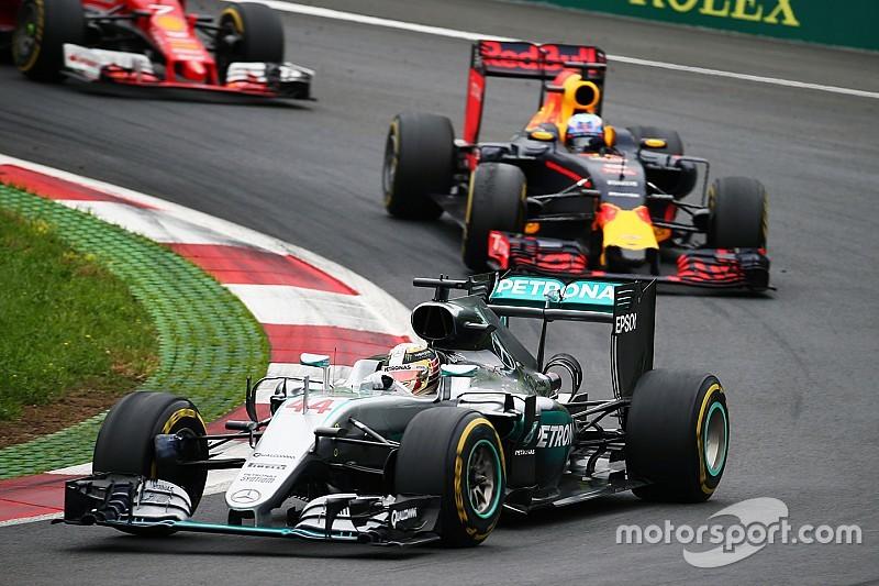 "Red Bull: ""Nog 47 pk achter op Mercedes"""