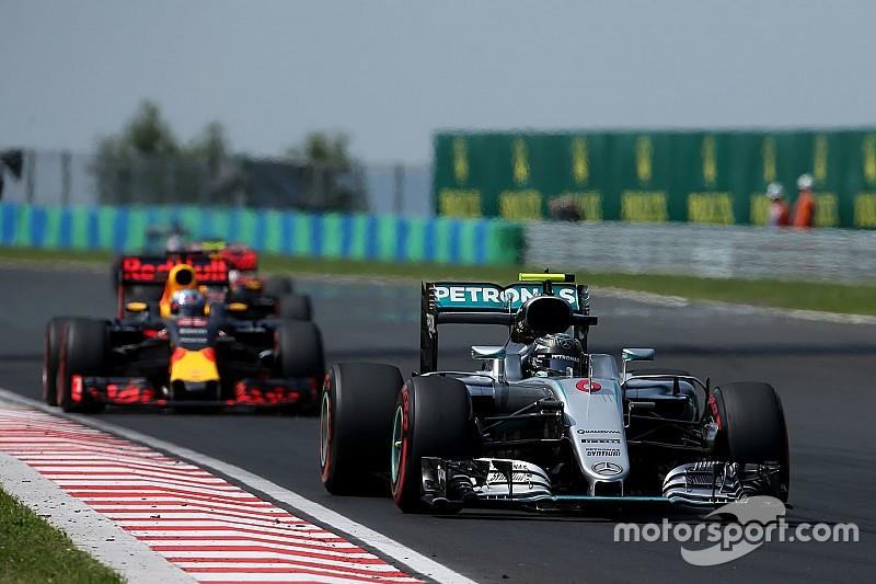 Red Bull dice que el motor Renault tiene 47 cv menos que el Mercedes