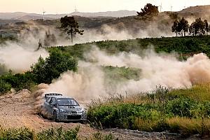 WRC News Toyota auf der Überholspur: Schon 5.000 Testkilometer seit Mai 2016