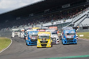 Truck-EM News Datum für Truck-Grand-Prix 2017 am Nürburgring steht fest