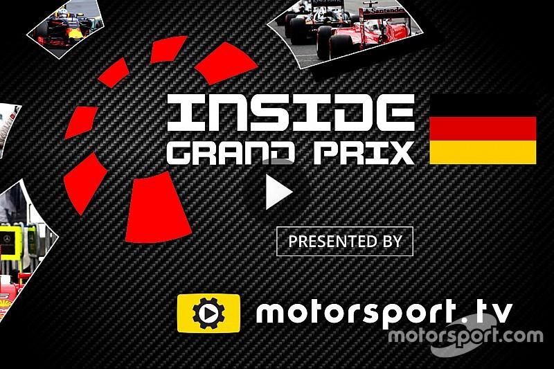Журнал Inside Grand Prix – Гран Прі Німеччини