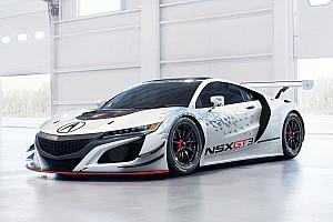 PWC Nieuws Peter Kox officiële ontwikkelingsrijder Acura NSX GT3