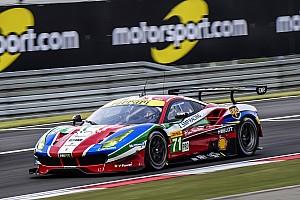 WEC Contenu spécial Chronique Sam Bird - Ferrari de retour sur le chemin de la victoire