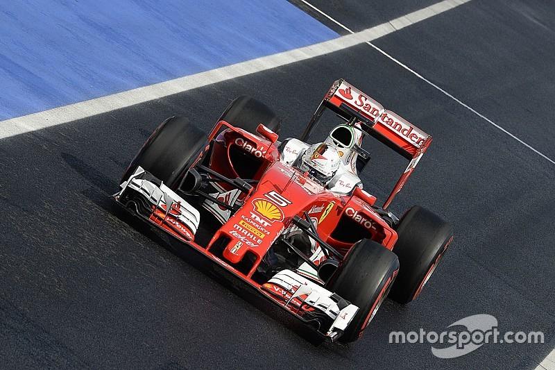 Vettel heeft vertrouwen in toekomst van Ferrari, ondanks vertrek Allison