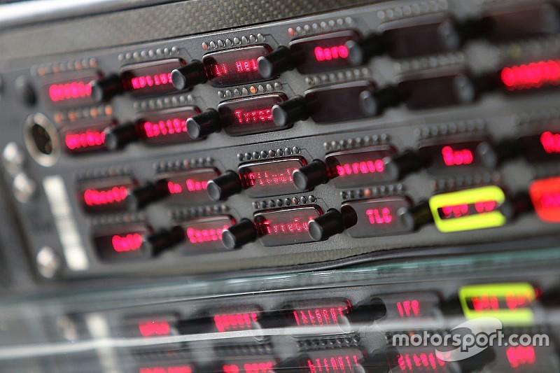 Libertad de radio en F1 a cambio de que sean mensajes públicos