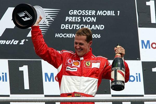 Heute vor 10 Jahren: Der letzte Formel-1-Heimsieg von Schumi in Hockenheim