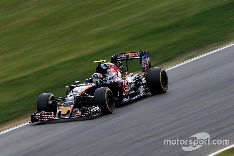 Sainz penalizado con tres posiciones en la parrilla para Alemania