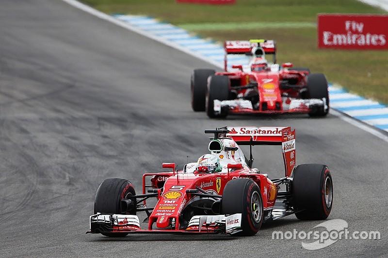 """Vettel: """"Tenemos que aceptar esta situación"""""""