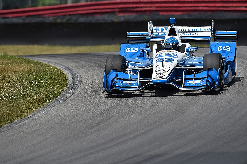 Beinhartes Penske-Duell in Mid-Ohio: Pagenaud bezwingt Power