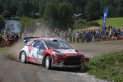 WRC芬兰站:米克夺冠,诺伊维尔赢得加分赛段