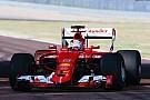 Formule 1-banden voor 2017 beleven baandebuut op Fiorano