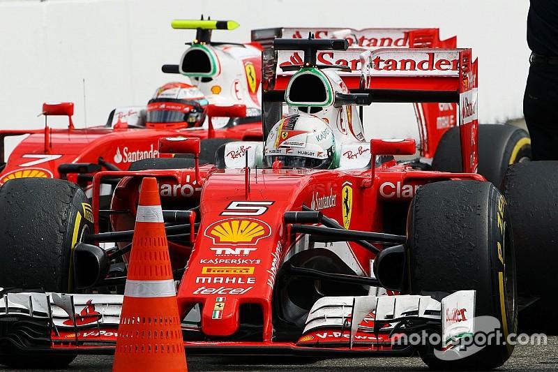 Vettel geeft toe dat hij fout zat met beslissing over laatste pitstop