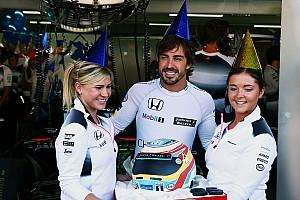 Fórmula 1 Artículo especial ¡Felices 35!