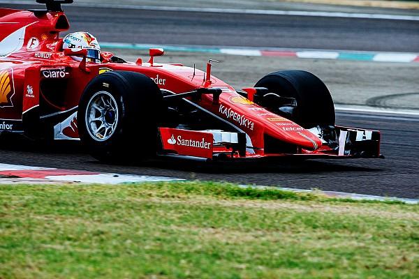 Formel 1 Pirelli-Reifentest in Fiorano: Sebastian Vettel mit 120 Proberunden auf 2017er-Pneus