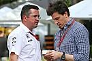 Streit um Ingenieur Serra: McLaren zerrt Mercedes vor Gericht