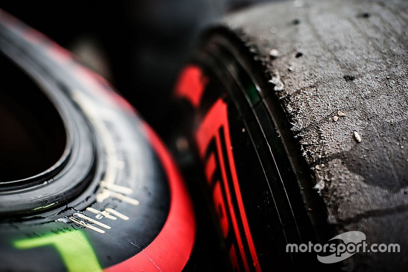 A Spa la Ferrari si presenta aggressiva con più supersoft