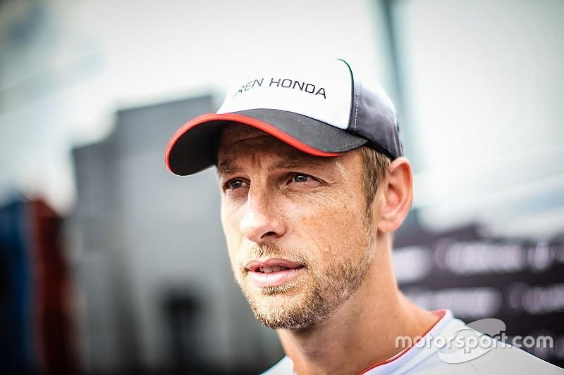 """Button: """"Si no estoy en F1 en 2017 me gustaría correr el WEC"""""""