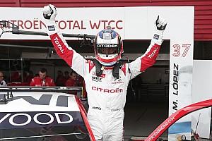 WTCC Crónica de Clasificación Guerrieri marcó el mejor tiempo, pero la pole fue de López en Termas