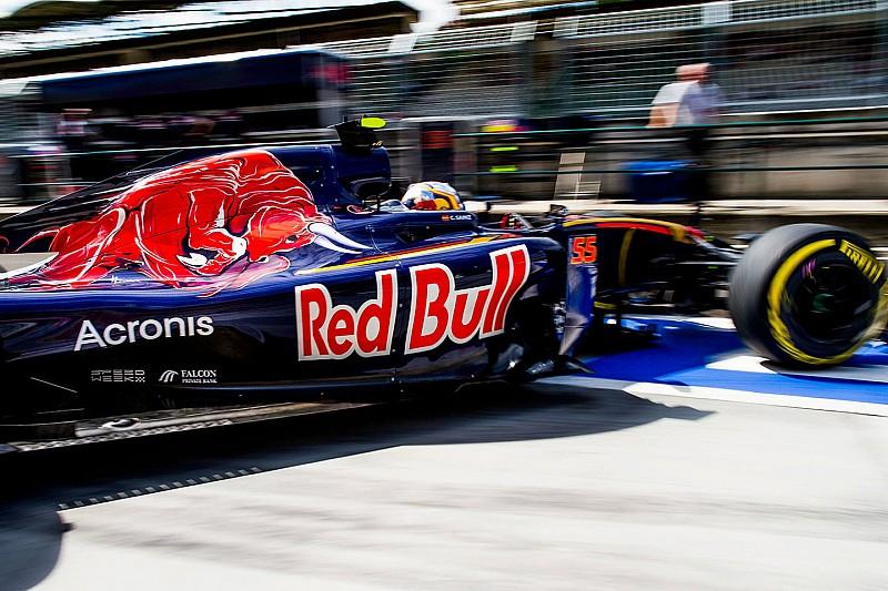 Sainz teme que el Toro Rosso se quede atrás a partir de ahora