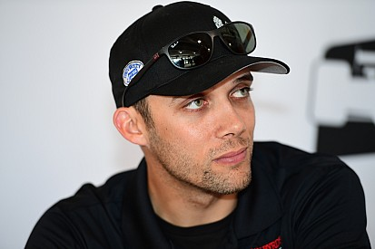 Bryan Clauson fallece tras el accidente en Belleville