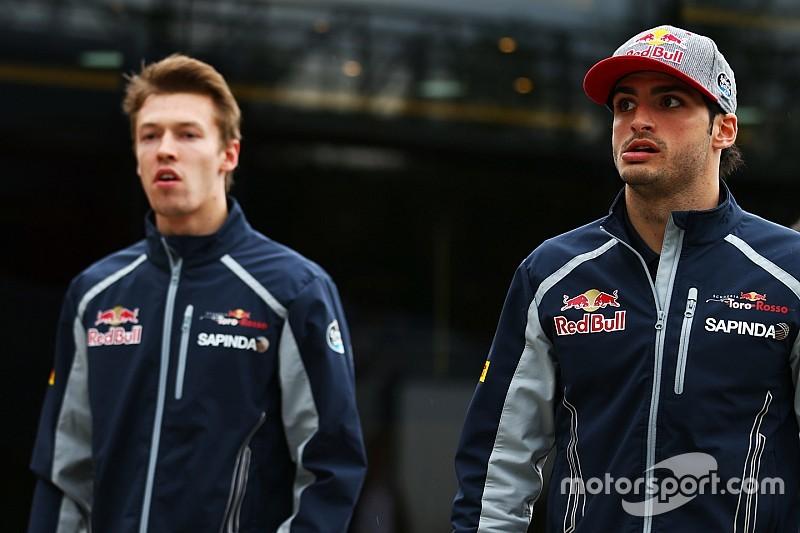 В Toro Rosso очікують на затяте суперництво між Сайнсом і Квятом