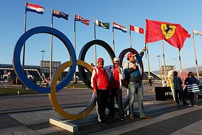 Por que a F1 não faz parte das Olimpíadas?