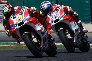 MotoGP News Ducati gesteht: MotoGP-Ergebnisse 2016 hinter den Erwartungen