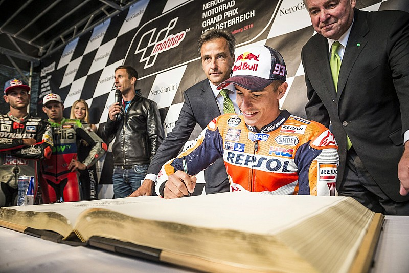 "Márquez: ""Si el circuito le va bien a Ducati, a nosotros nos va a costar"""