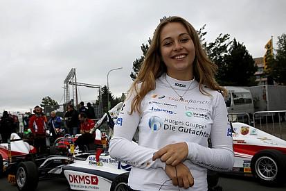 Sophia Floersch: Battling Schumacher at the Nurburgring