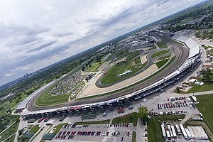 NASCAR Cup Commentary Welcome to the new Brickyard 400 - a road course in the Chase?