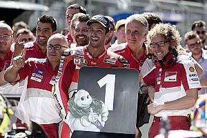 MotoGP Kwalificatieverslag Iannone pakt pole in Oostenrijk, Yamaha geeft flink partij