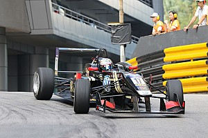 F3 Breaking news Albon: Macau return