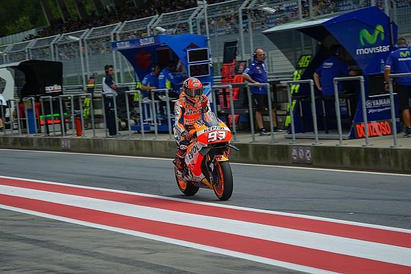 Гонщики MotoGP розкритикували систему зв'язку пітлейн-гонщик