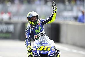MotoGP Fotostrecke 46 Karat Gold: Die MotoGP-Karriere von Valentino Rossi