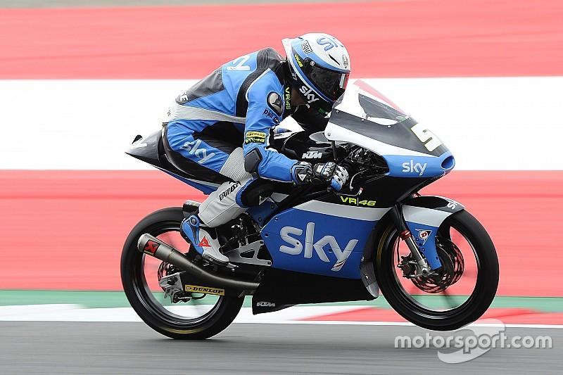 Rossi's team bevestigt vertrek Fenati en kondigt vervanger aan