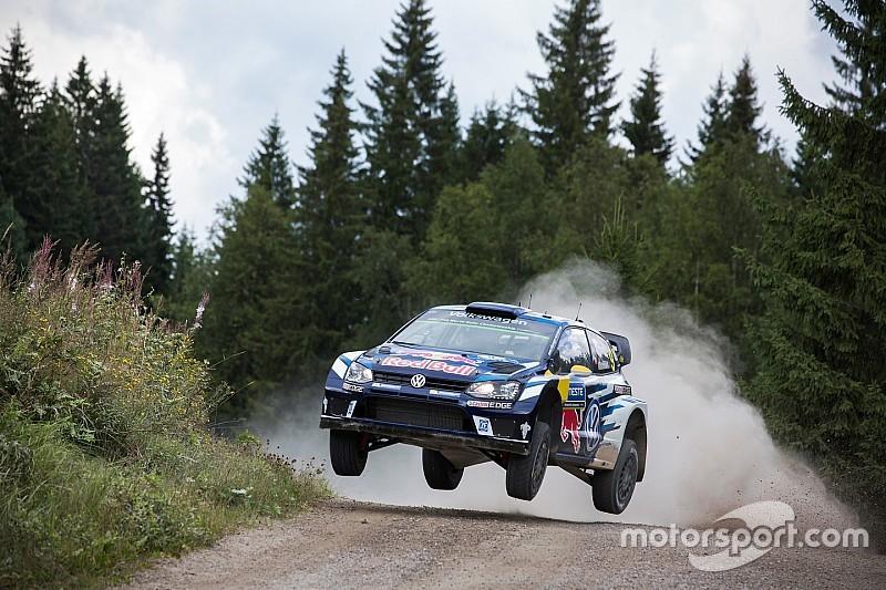 WRC in Deutschland: Andreas Mikkelsen am Freitag an der Spitze