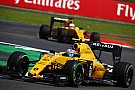 Renault over line-up: