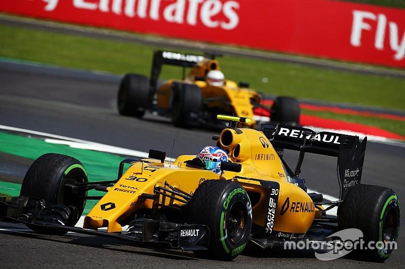 """Renault over line-up: """"We willen het team rond een jonge rijder bouwen"""""""