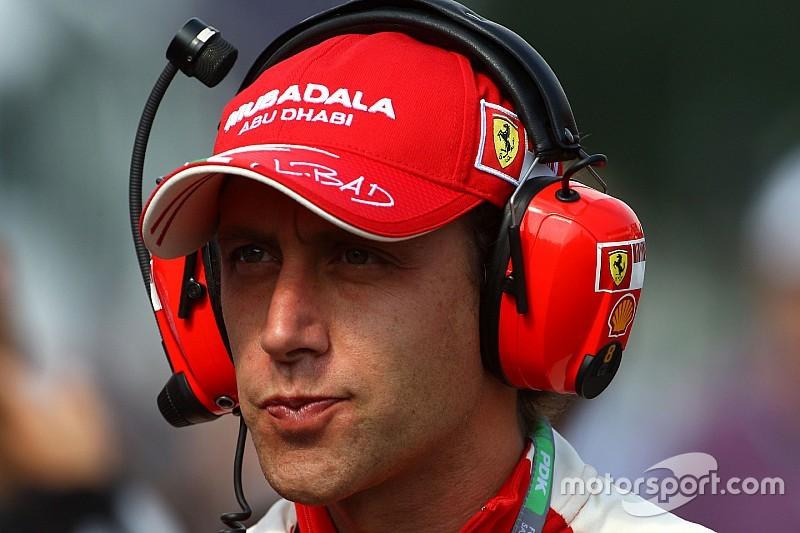 2009 – Лука Бадоер, як відсутність запасного варіанту Ferrari
