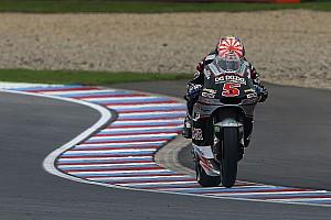 Moto2 Qualifiche Johann Zarco centra la pole, ma che brivido per Luthi