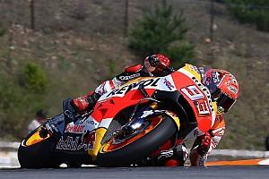 MotoGP 予選レポート マルケス驚異のポールポジション! アタックラップ中にロッシをパス